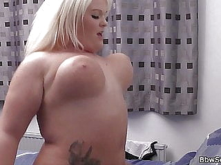 blonde blowjob upornia bbw
