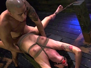 bdsm brunette upornia fetish