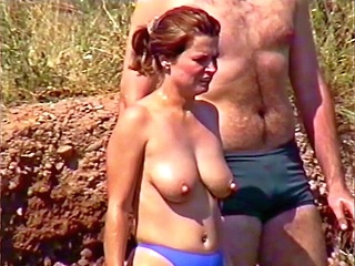 beach big tits upornia nipples