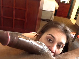 brunette facial upornia hd