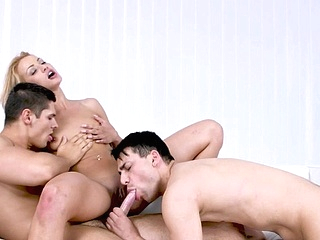 anal bisexual upornia blonde