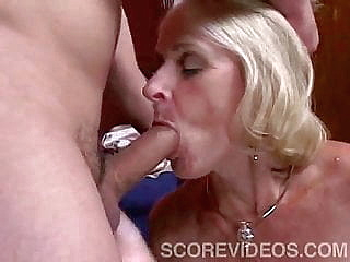blonde blowjob upornia old & young