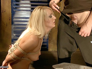 bdsm blonde upornia fetish